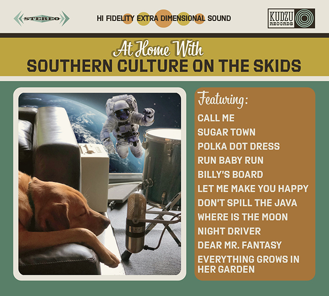 SOUTHERN CULTURE ON THE SKIDS - Nuevo Disco! - Página 4 AtHomeWithCDcover9in